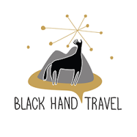 Blackhand Travel Logo