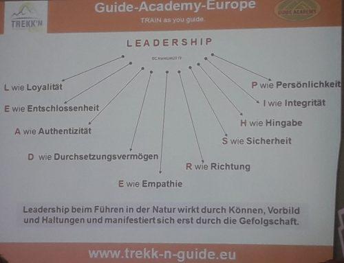 Leadership und Guiding 2021