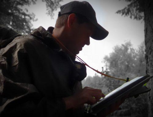 """Trekking Guide Ausbildungsmodul """"Trekking"""" im Odenwald 11.-13.07.2021"""
