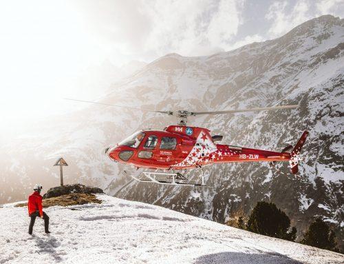 Bergrettung – Für den Notfall. Kein Service